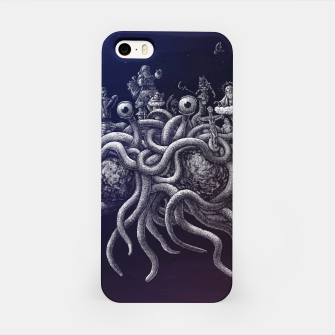 CREDO, QUIA ABSURDUM EST (the flying spaghetti monster) iPhone Case thumbnail image