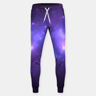 Thumbnail image of Take me back to the stars Abstract Fractal Art Design Sweatpants, Live Heroes