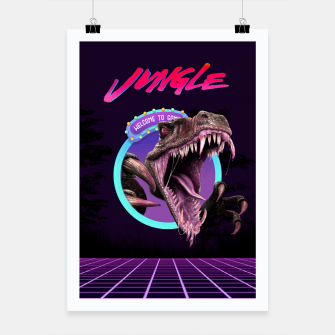 Thumbnail image of Wild Poster, Live Heroes