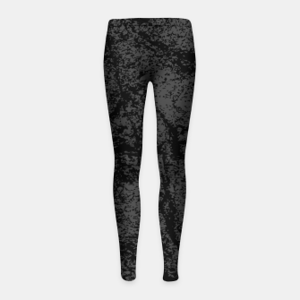 Thumbnail image of Can You Dig It? Funny Zombie Halloween Girl's leggings, Live Heroes