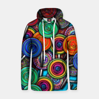 Thumbnail image of Colorful Lollipops Hoodie, Live Heroes
