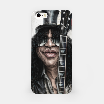 Thumbnail image of Slash iPhone Case, Live Heroes