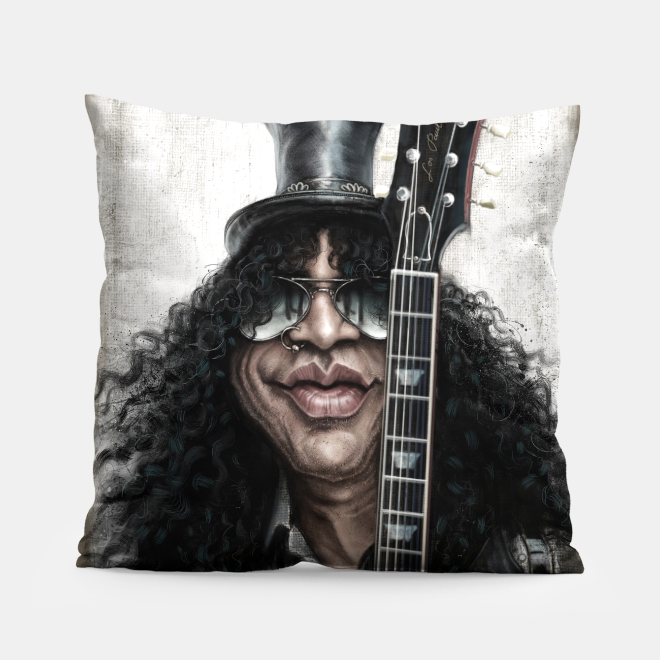 Image of Slash Pillow - Live Heroes
