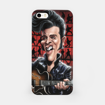 Elvis in Memphis iPhone Case thumbnail image