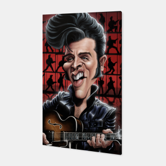 Elvis in Memphis Canvas thumbnail image