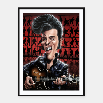 Elvis in Memphis Framed poster thumbnail image