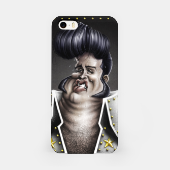 Viva Las Vegas - Elvis iPhone Case thumbnail image