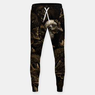 Thumbnail image of RACISM Sweatpants, Live Heroes