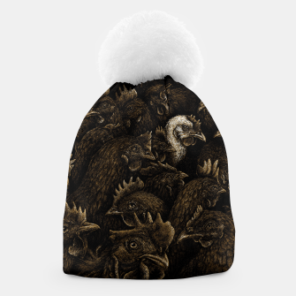 Thumbnail image of RACISM Beanie, Live Heroes