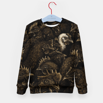 Thumbnail image of RACISM Kid's sweater, Live Heroes