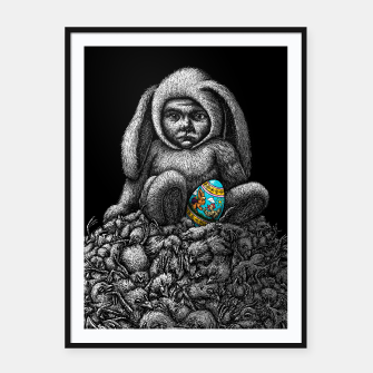 DAY-OLD CHICK Framed poster thumbnail image