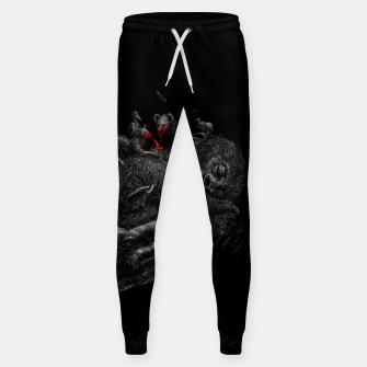 Thumbnail image of GORILLABABY Sweatpants, Live Heroes