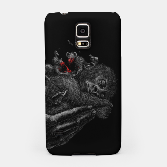 Thumbnail image of GORILLABABY Samsung Case, Live Heroes