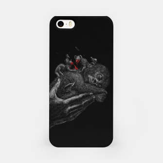 Thumbnail image of GORILLABABY iPhone Case, Live Heroes