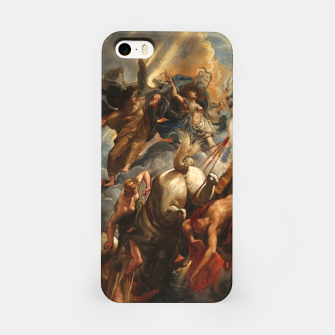 Thumbnail image of The Fall of Phaeton iPhone Case, Live Heroes