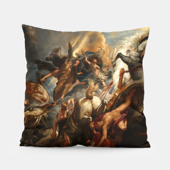 Thumbnail image of The Fall of Phaeton Pillow, Live Heroes
