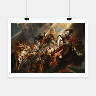 Thumbnail image of The Fall of Phaeton Poster, Live Heroes