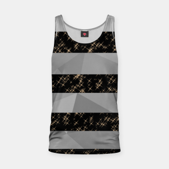 Thumbnail image of Polygon Stripes and Stars Tank Top, Live Heroes