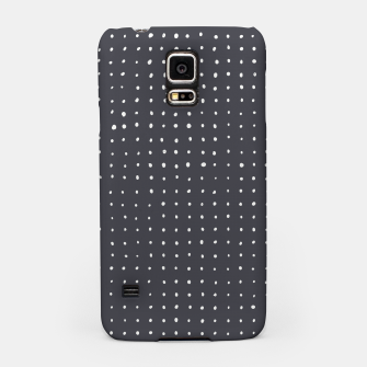 Thumbnail image of Light grey dots on grey Samsung Case, Live Heroes