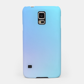Thumbnail image of Sky Blue Samsung Case, Live Heroes