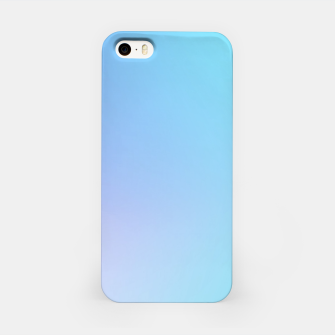 Thumbnail image of Sky Blue iPhone Case, Live Heroes