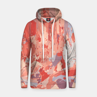 Miniatur Autumn Colors Abstract Design  Hoodie, Live Heroes