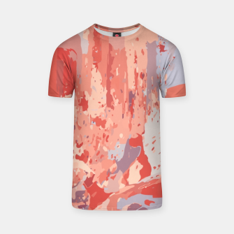 Thumbnail image of Autumn Colors Abstract Design  T-shirt, Live Heroes