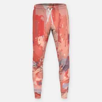 Thumbnail image of Autumn Colors Abstract Design  Sweatpants, Live Heroes