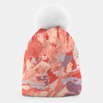 Thumbnail image of Autumn Colors Abstract Design  Beanie, Live Heroes