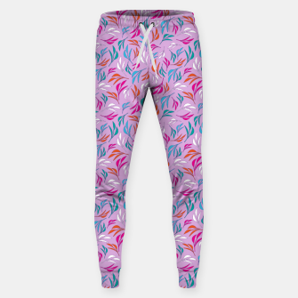 Thumbnail image of Pretty in Pink 3 Leaf Design  Sweatpants, Live Heroes