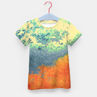 Thumbnail image of Leaves in the Woods Kid's t-shirt, Live Heroes