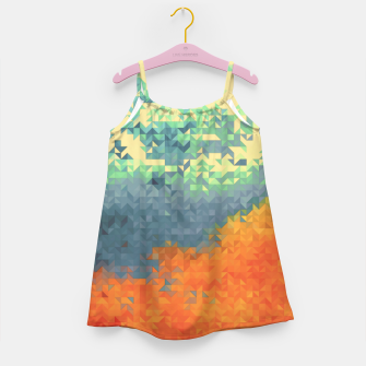 Thumbnail image of Leaves in the Woods Girl's dress, Live Heroes