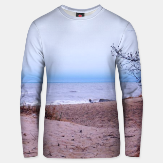 Thumbnail image of Lake Michigan Dunes Unisex sweater, Live Heroes