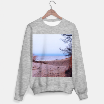 Thumbnail image of Lake Michigan Dunes Sweater regular, Live Heroes