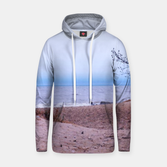 Thumbnail image of Lake Michigan Dunes Hoodie, Live Heroes