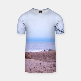 Thumbnail image of Lake Michigan Dunes T-shirt, Live Heroes