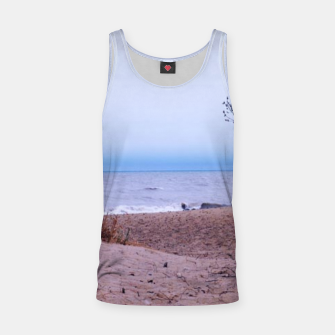 Thumbnail image of Lake Michigan Dunes Tank Top, Live Heroes