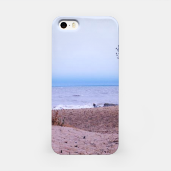 Miniature de image de Lake Michigan Dunes iPhone Case, Live Heroes