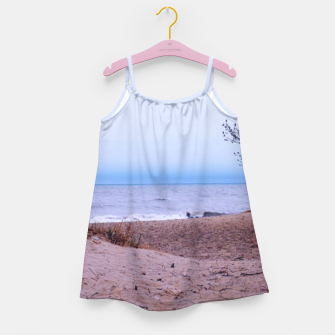 Thumbnail image of Lake Michigan Dunes Girl's dress, Live Heroes