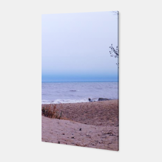 Thumbnail image of Lake Michigan Dunes Canvas, Live Heroes