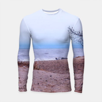 Thumbnail image of Lake Michigan Dunes Longsleeve rashguard , Live Heroes