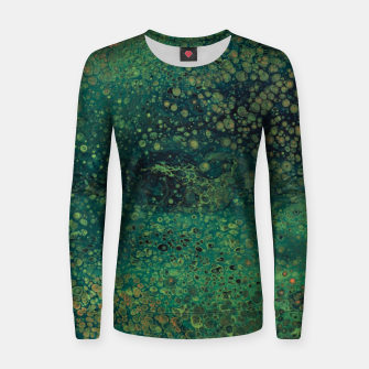 Thumbnail image of Surface Tension Women sweater, Live Heroes