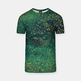Thumbnail image of Surface Tension T-shirt, Live Heroes