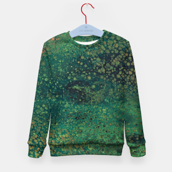 Thumbnail image of Surface Tension Kid's sweater, Live Heroes