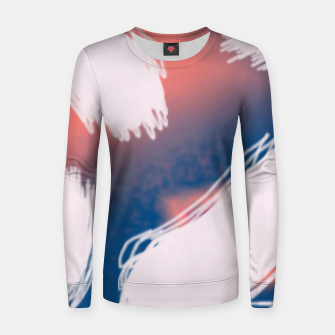 Thumbnail image of Puff Women sweater, Live Heroes
