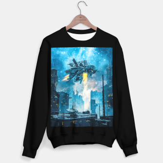 Thumbnail image of Voyager by Night Sweater regular, Live Heroes
