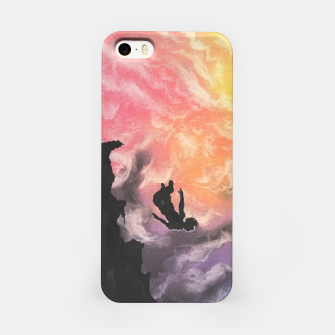 Thumbnail image of Colourful Sky Dive iPhone Case, Live Heroes