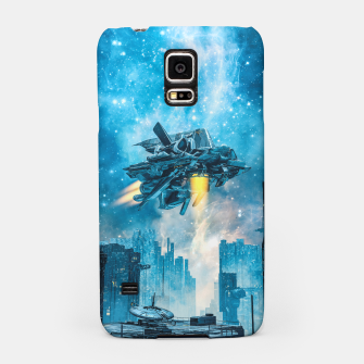 Thumbnail image of Voyager by Night Samsung Case, Live Heroes