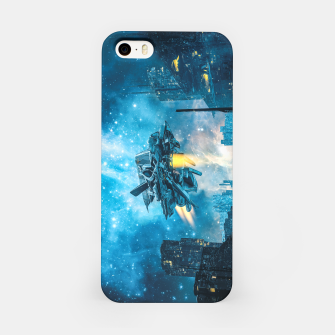 Thumbnail image of Voyager by Night iPhone Case, Live Heroes
