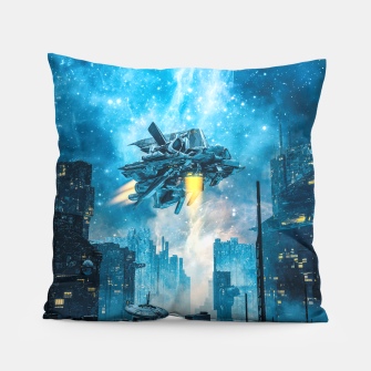 Thumbnail image of Voyager by Night Pillow, Live Heroes